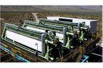 Diemme - Model GHT - Filtration Overhead Beam Filter Press