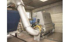 Noggerath - Model NSP / NWP - Screening Wash Press