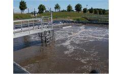 Aqualogic Lago - Nitrification and Denitrification Plant