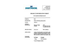 Inorganic Iodides - Potassium Periodate Tech Brochure