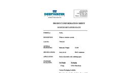 Inorganic Iodides - Sodium Periodate Tech Brochure
