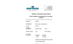 Catalysts - Ethyl Triphenylphosphonium Chloride (ETPPCl) Brochure