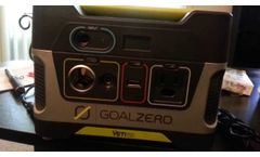 The Goal Zero Yeti 150 is Friggen Awesome - Video