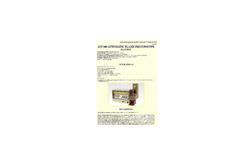Model AFP-100 - Flame Photometer Brochure