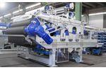 WinklePress - Model H - High Pressure Dewatering Press