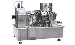 Echo - Model MR8-200RZK - Turntable Vacuum Packing Machine