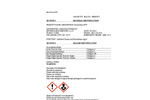 Water Based, Biodegradable, Blended, Surfactant Concentrate Product RTU- Brochure