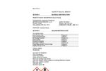 Enviro D-Grease  Safety Data Sheet- Brochure