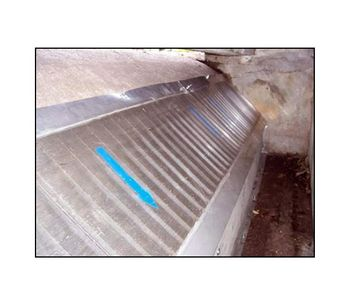 Hydroscreen - Curbstop and Parking Lot Screen Inserts