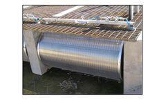 Hydroscreen - Rotary Fish Barrier Screens