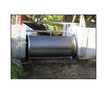 Rotary Fish Barrier Screens-1