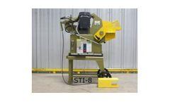 Model STI-8 - Industrial Shear