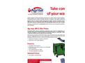 Ag-mac - Model BP11 - Compactor Bin Press - Brochure