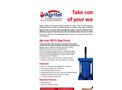 Ag-mac - Model BP21 - Compactor Bag Press - Datasheet