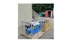 Model PPFDFPW-01 - Portable Pumping Filtration / Disinfection System For Potable Water