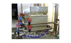 VANEX - Model VX-PAZA - Belt Thickeners