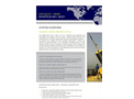 DeepSea - Model MK-I MAWS - Directional Wave Buoy  Brochure