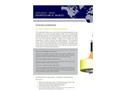 Envirtech - Model MK-IV 3 Metres - Oceanographic Data Buoy Datasheet