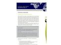 Envirtech - Model MKVI - Surveillance Buoy and Multistatic Sonar Node Brochure