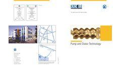 Even Wall - Pumping Technology - Brochure