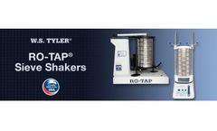 W.S. Tyler RO-TAP - Test Sieve Shakers