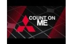 Mitsubishi Electric Solar - Count on ME Video