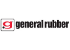 General Rubber - Model Styles 8101, 8102, 8103 - Rubber Slip-On Sleeve