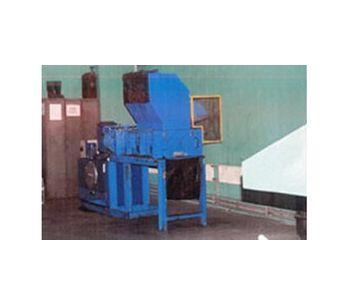 Industrial Waste Processing Utilization