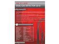 Alter - Model GD-8 - Dual Gas Detector Brochure