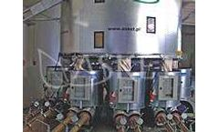 BIOMASSER MULTI - Biomass Briquetting Press for Mass Production