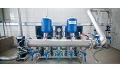 Firma-Bartosz - Pressure Boosting Units