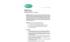 bioArcus - Model DBC Plus - Dried Bacterial Cultures - Brochure