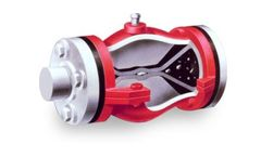 Air Operated Pinch Valves - Type A Pinch Valve