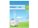 Vertical Wind Doppler LIDAR - Brochure