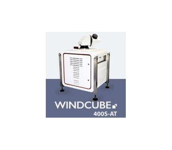 Windcube - Model 400S-AT - 3D Wind Doppler LiDAR