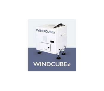 WINDCUBE - Ground-Based Vertical Profiler LiDAR