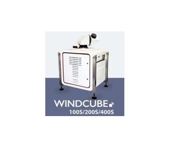 WINDCUBE - Model 100S/200S/400S - 3D Wind Doppler LiDAR