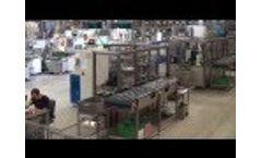 Production of DP-Pumps vertical pump: DPV - Video