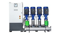DP-Pumps - Fire Extinguishing Water Pumps & Systems