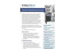 Hybrid Membrane Test Skid - Datasheet