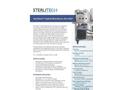 Sterlitech Hybrid Membrane Test Skid - Datasheet