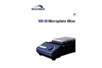 MX-M Microplate Mixer - Brochure