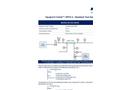 Aquaporin Inside HFFO 2 - Standard Test Setup - Datasheet