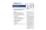Kato-Katz - Lightweight and Portable Box - Datasheet