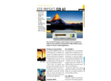 ECO PHYSICS CLD 63 Nitrogen Oxide Analyzer - Brochure