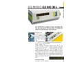 ECO PHYSICS CLD 844 CM h Dual Channel Nitrogen Oxide Analyzer - Brochure