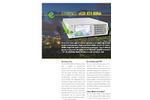 ECO PHYSICS nCLD 824 MMdr Modular Gas Analyzer - Brochure