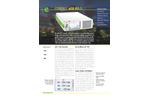 Eco Physics - Model nCLD 855 Y - Modular Gas Analyzer for Nitrogen Oxide Measurement - Brochure