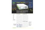 Eco Physics - Model nCLD 855 CY - Modular Gas Analyzer - Brochure