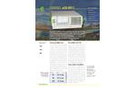 Eco Physics SupremeLine - Model CraNOx II - Trace Gas Analyzer - Brochure